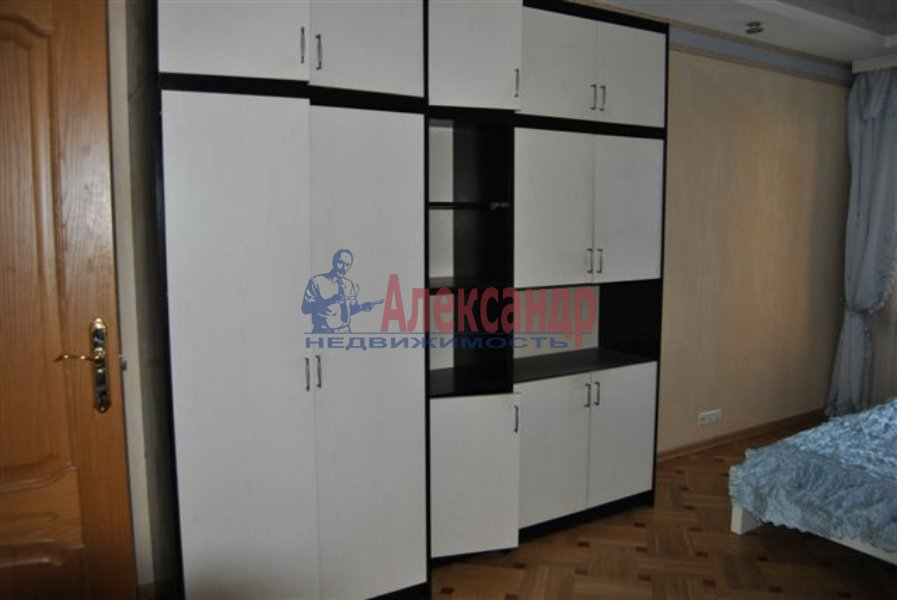 1-комнатная квартира (35м2) в аренду по адресу Лиговский пр., 25— фото 2 из 2