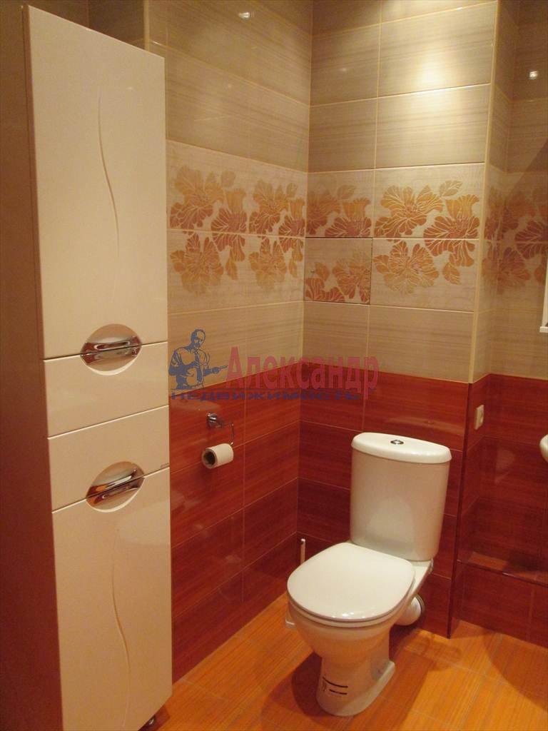1-комнатная квартира (41м2) в аренду по адресу Бутлерова ул., 11— фото 4 из 6
