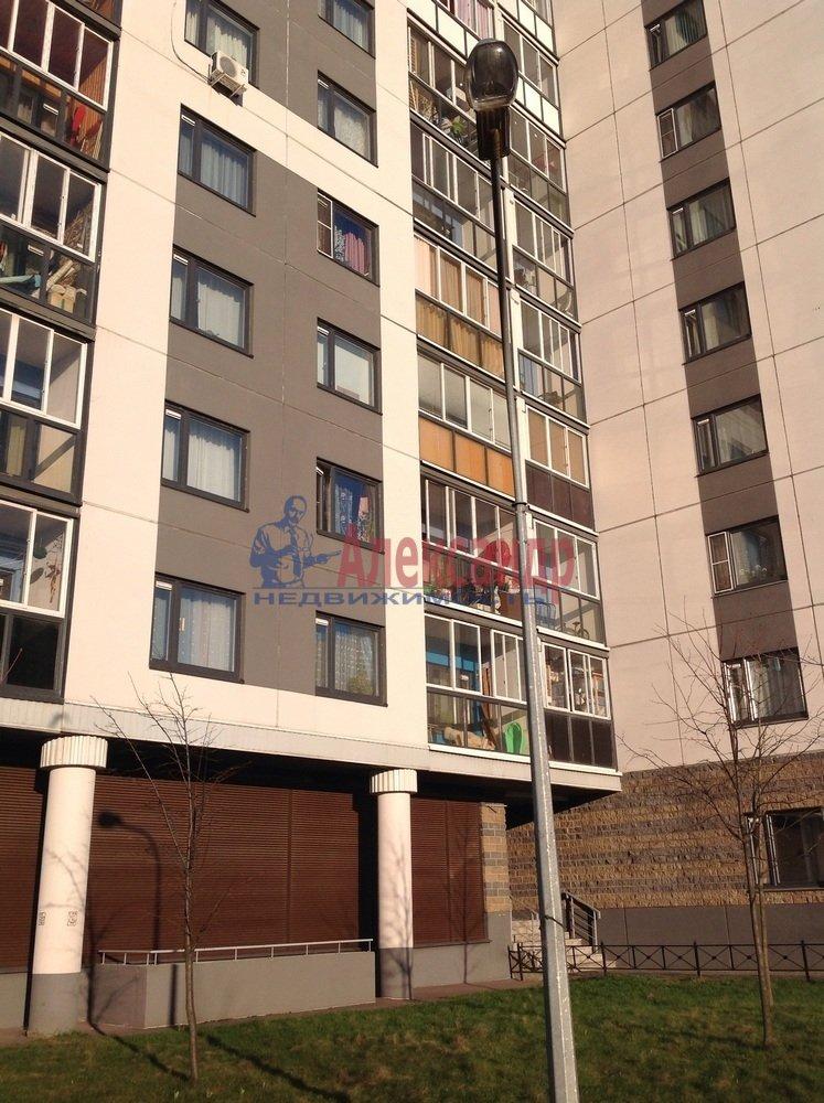 1-комнатная квартира (43м2) в аренду по адресу Асафьева ул., 3— фото 3 из 6