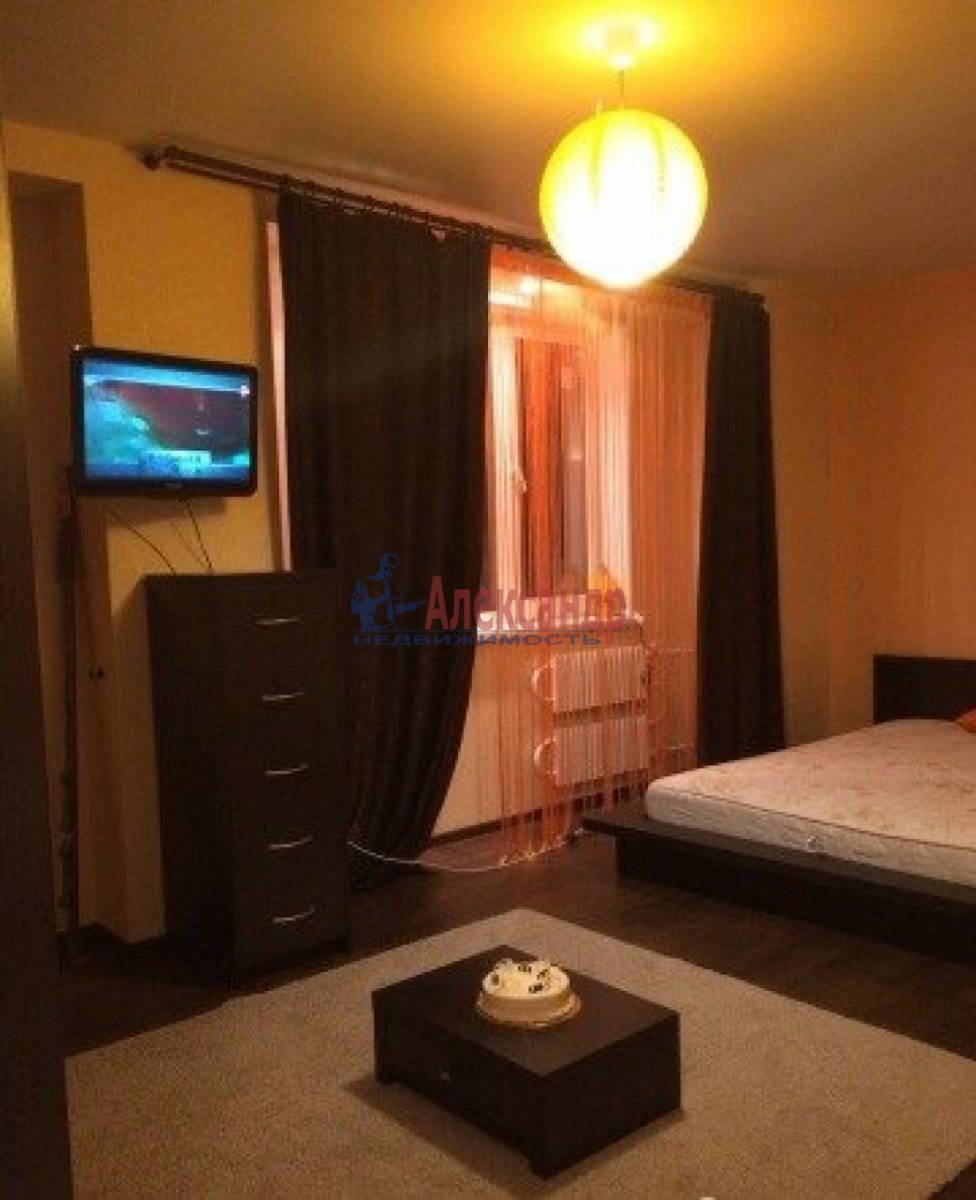 1-комнатная квартира (41м2) в аренду по адресу Бабушкина ул.— фото 2 из 6