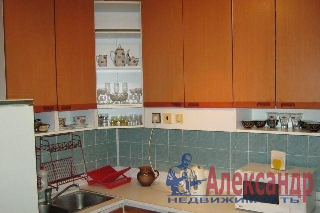 2-комнатная квартира (50м2) в аренду по адресу 2 Муринский пр., 51— фото 2 из 3