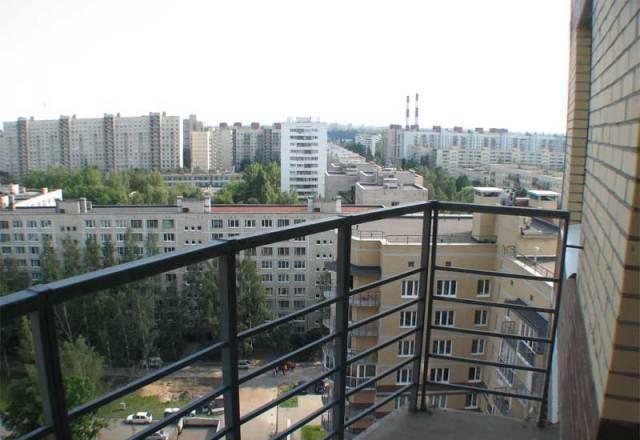 1-комнатная квартира (35м2) в аренду по адресу Серебристый бул., 17— фото 2 из 4