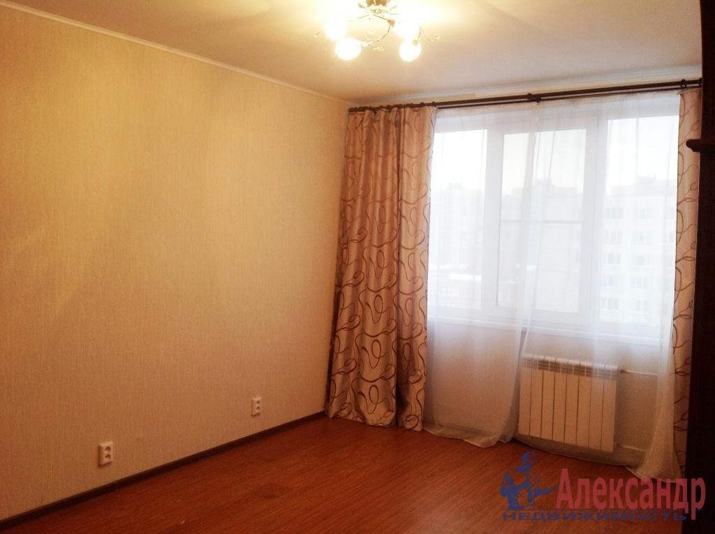 1-комнатная квартира (40м2) в аренду по адресу Комендантская пл., 8— фото 2 из 3