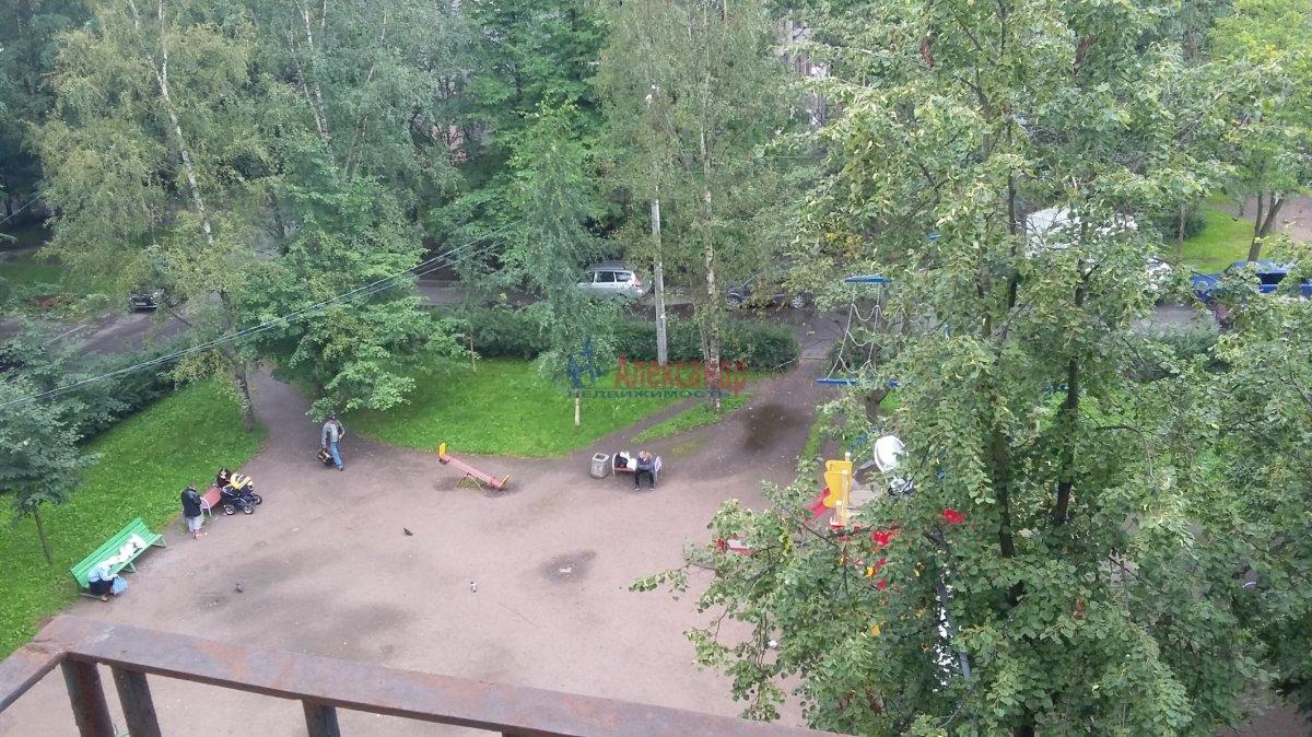 1-комнатная квартира (33м2) в аренду по адресу Науки пр., 40— фото 3 из 10