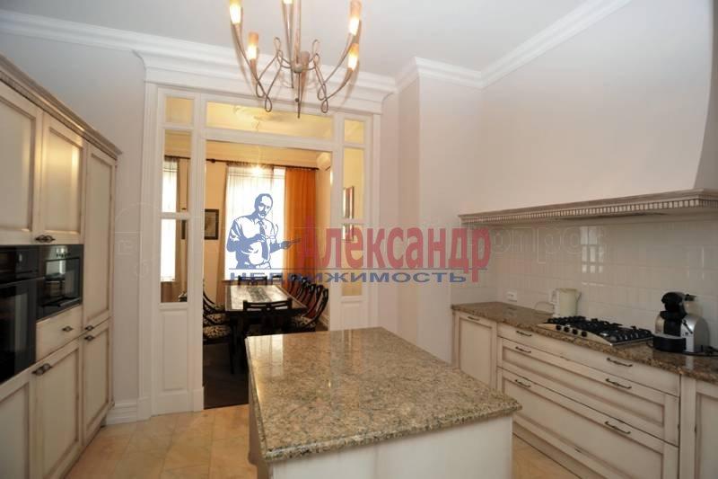 3-комнатная квартира (180м2) в аренду по адресу Бойцова пер.— фото 4 из 10