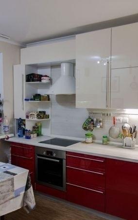 1-комнатная квартира (41м2) в аренду по адресу Латышских Стрелков ул., 15— фото 1 из 7