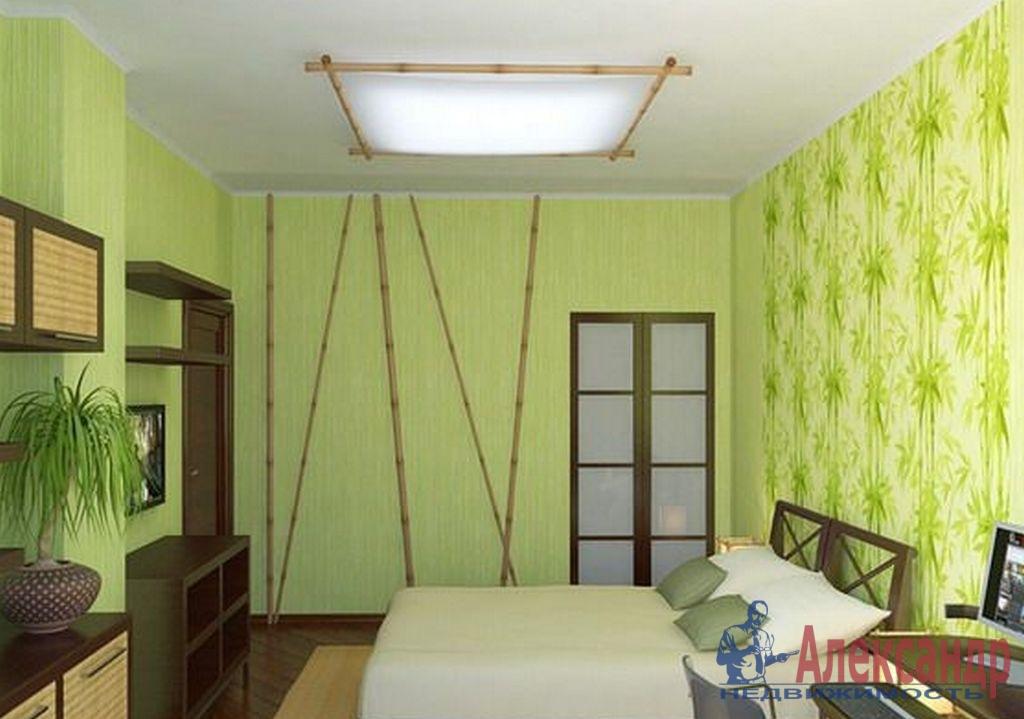 3-комнатная квартира (78м2) в аренду по адресу Авиационная ул., 22— фото 3 из 4