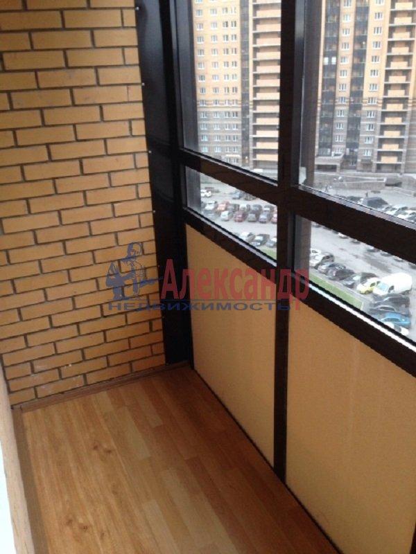 1-комнатная квартира (38м2) в аренду по адресу Парголово пос., Валерия Гаврилина ул., 3— фото 4 из 5