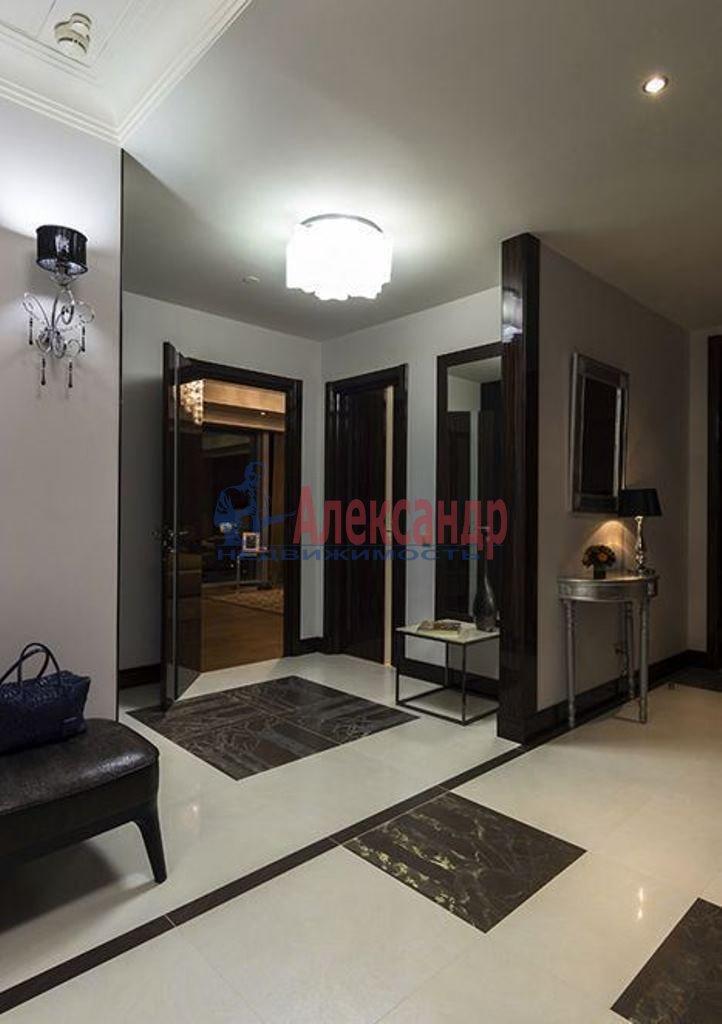 4-комнатная квартира (170м2) в аренду по адресу Шпалерная ул., 60— фото 3 из 10