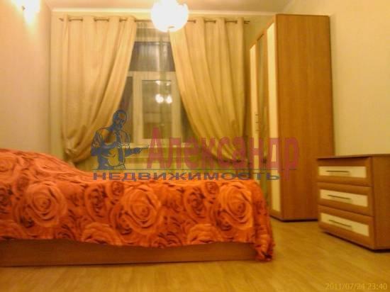 2-комнатная квартира (60м2) в аренду по адресу Тверская ул.— фото 2 из 5