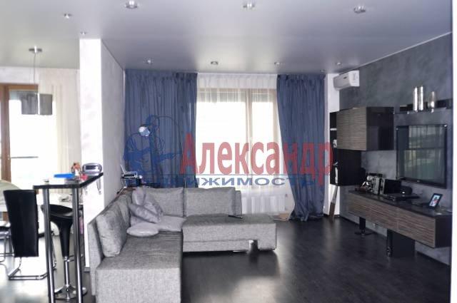 3-комнатная квартира (107м2) в аренду по адресу Большой Сампсониевский просп., 4-6— фото 2 из 6