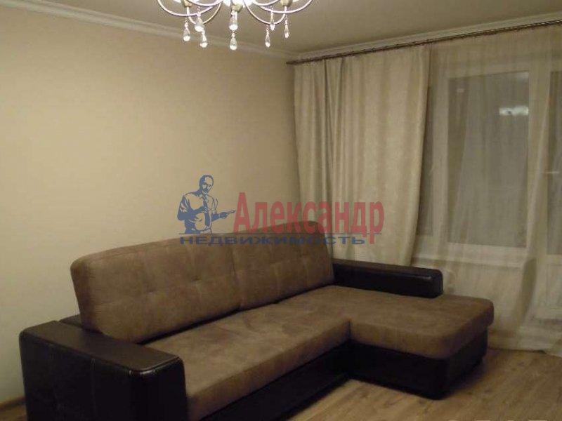 1-комнатная квартира (38м2) в аренду по адресу Испытателей пр., 26— фото 2 из 7