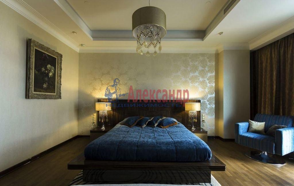 4-комнатная квартира (170м2) в аренду по адресу Шпалерная ул., 60— фото 4 из 10