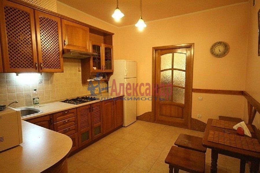 1-комнатная квартира (42м2) в аренду по адресу Луначарского пр., 104— фото 5 из 5