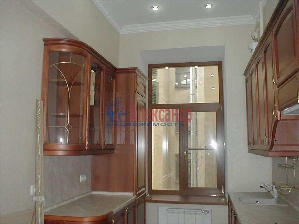 5-комнатная квартира (180м2) в аренду по адресу Пушкинская ул., 19— фото 6 из 14