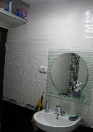 1-комнатная квартира (41м2) в аренду по адресу Латышских Стрелков ул., 15— фото 6 из 7