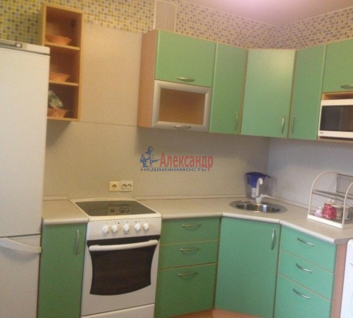 1-комнатная квартира (40м2) в аренду по адресу Маршала Захарова ул., 60— фото 6 из 8