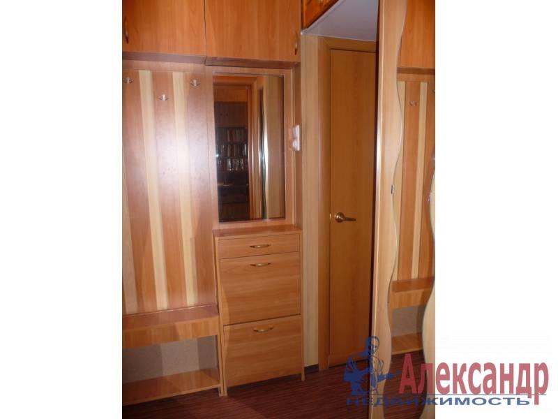 1-комнатная квартира (40м2) в аренду по адресу Парголово пос., 3 Верхний пер., 25— фото 2 из 3
