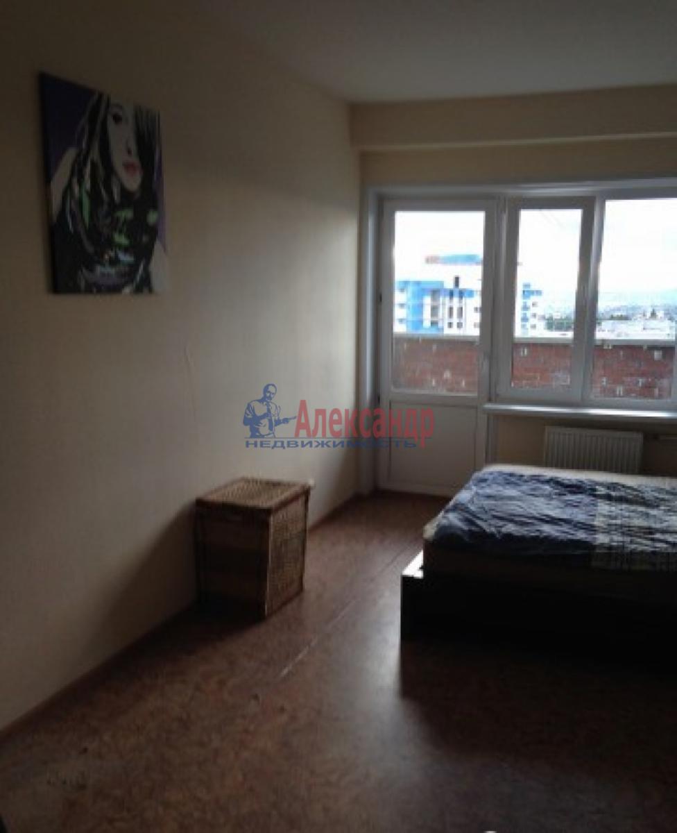1-комнатная квартира (44м2) в аренду по адресу Дачный пр., 4— фото 2 из 3