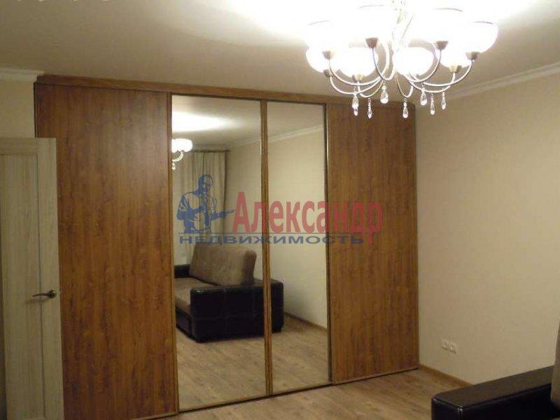 1-комнатная квартира (38м2) в аренду по адресу Испытателей пр., 26— фото 5 из 7