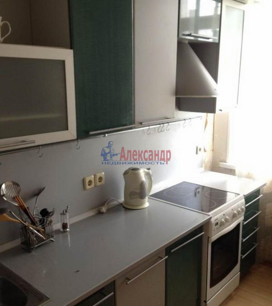 1-комнатная квартира (38м2) в аренду по адресу Савушкина ул., 115— фото 1 из 4
