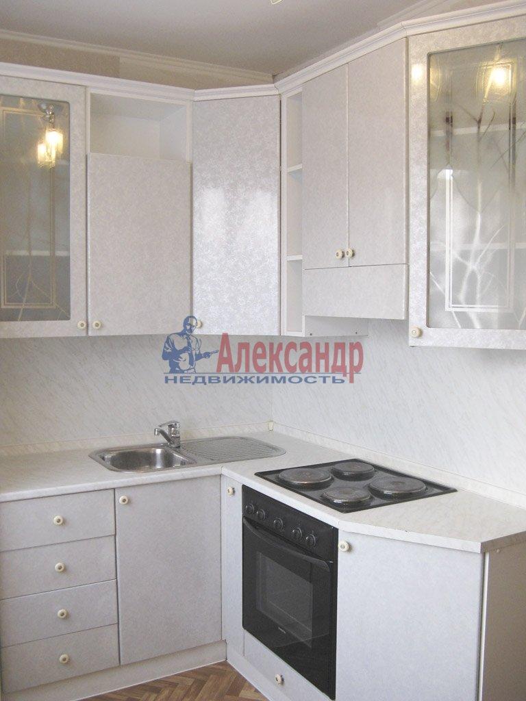 1-комнатная квартира (39м2) в аренду по адресу Заневский пр., 28— фото 1 из 9