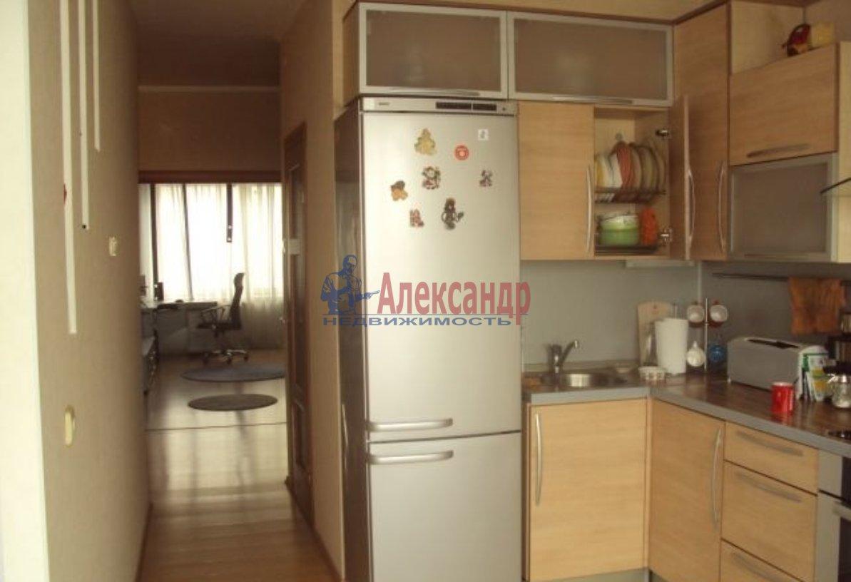 2-комнатная квартира (62м2) в аренду по адресу Авиаконструкторов пр., 23— фото 1 из 4
