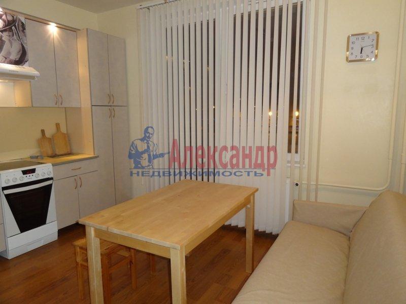 1-комнатная квартира (35м2) в аренду по адресу Богатырский пр., 50— фото 1 из 1