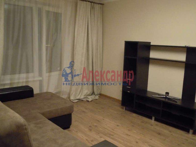 1-комнатная квартира (38м2) в аренду по адресу Испытателей пр., 26— фото 6 из 7