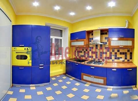 3-комнатная квартира (84м2) в аренду по адресу Московский просп.— фото 2 из 5