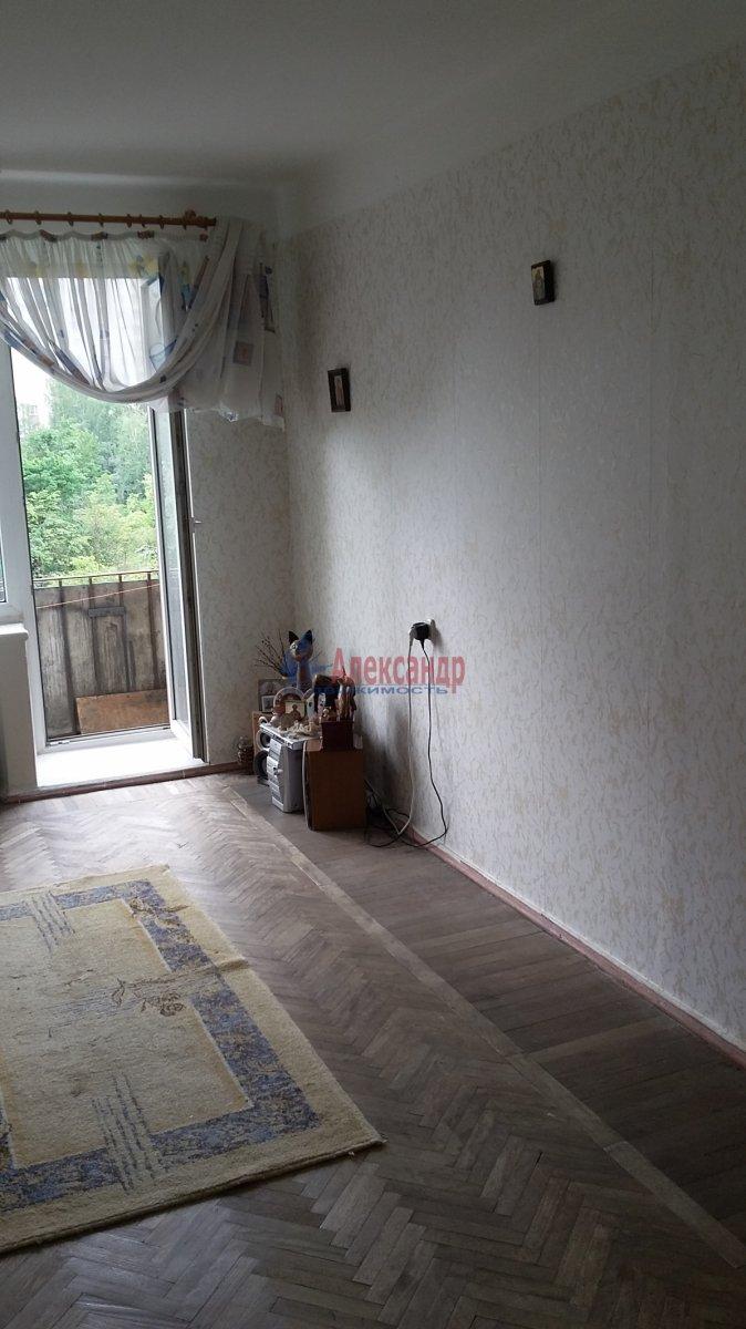 1-комнатная квартира (33м2) в аренду по адресу Науки пр., 40— фото 4 из 10