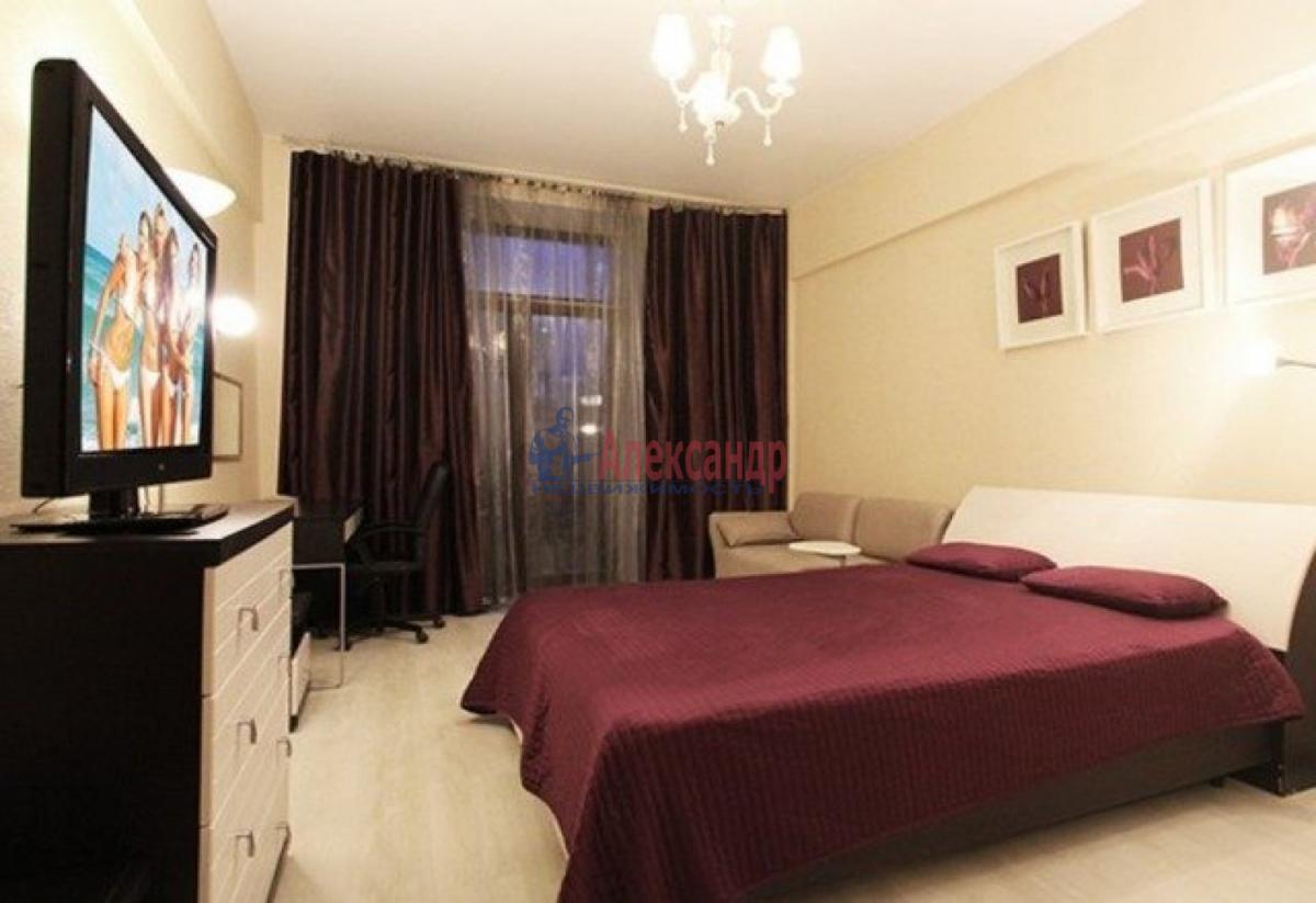 1-комнатная квартира (41м2) в аренду по адресу Седова ул., 42— фото 1 из 6