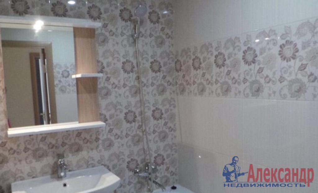 1-комнатная квартира (50м2) в аренду по адресу Науки пр., 63— фото 3 из 3
