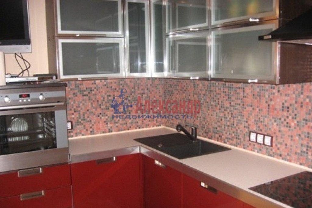 1-комнатная квартира (37м2) в аренду по адресу Ленинский пр., 78— фото 2 из 3