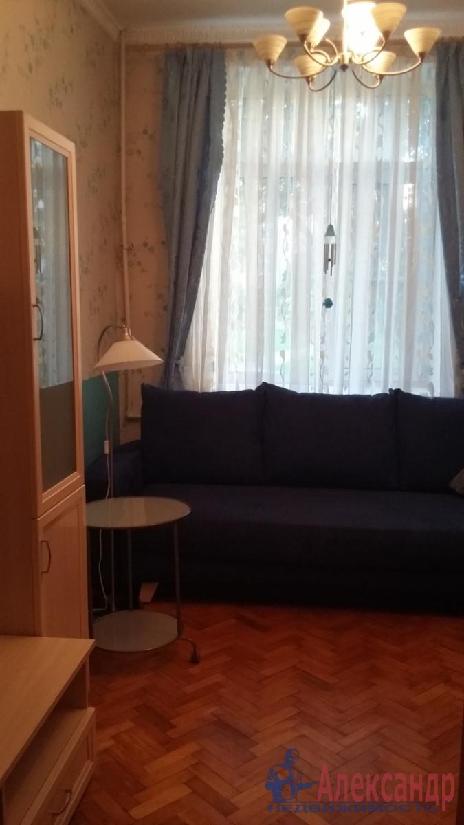 2-комнатная квартира (47м2) в аренду по адресу Новочеркасский пр., 45— фото 1 из 14