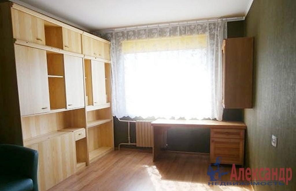 2-комнатная квартира (42м2) в аренду по адресу Ленинский пр., 110— фото 2 из 3