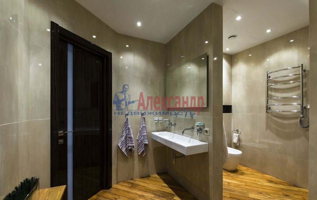 4-комнатная квартира (170м2) в аренду по адресу Шпалерная ул., 60— фото 10 из 10