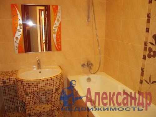 1-комнатная квартира (42м2) в аренду по адресу Ленинский пр., 135— фото 5 из 6
