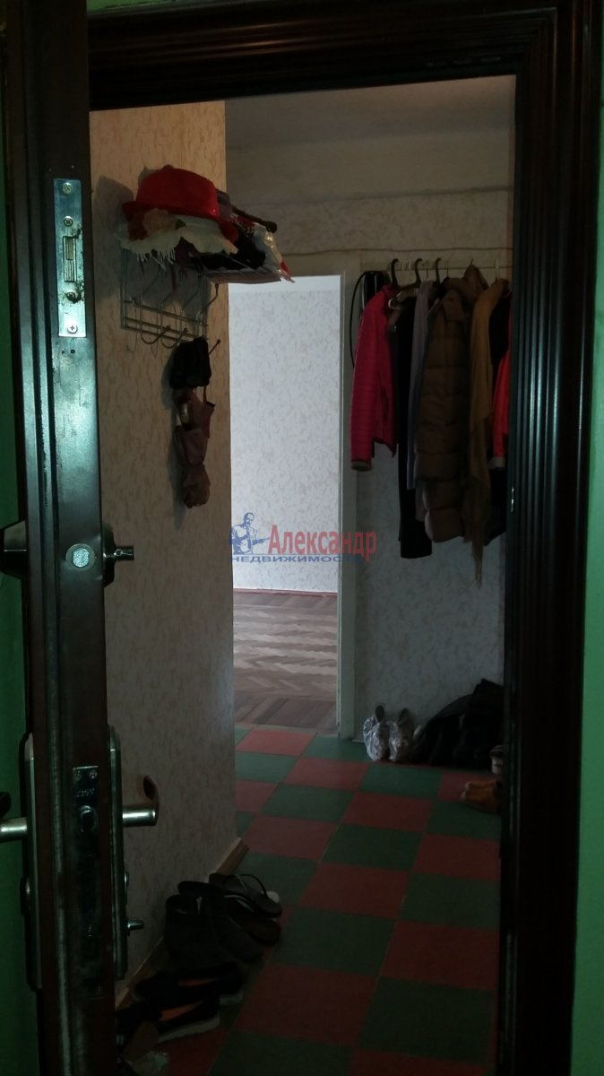 1-комнатная квартира (33м2) в аренду по адресу Науки пр., 40— фото 5 из 11