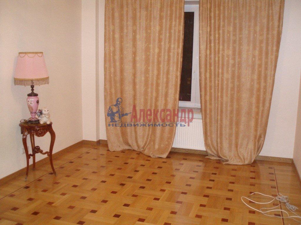 1-комнатная квартира (40м2) в аренду по адресу Краснопутиловская ул., 71— фото 1 из 3