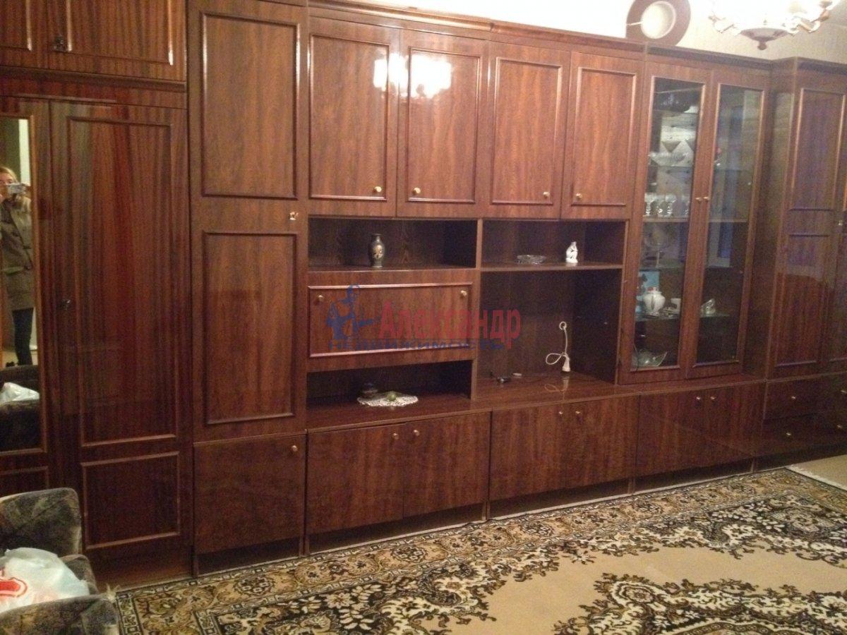 1-комнатная квартира (40м2) в аренду по адресу Савушкина ул., 111— фото 1 из 6