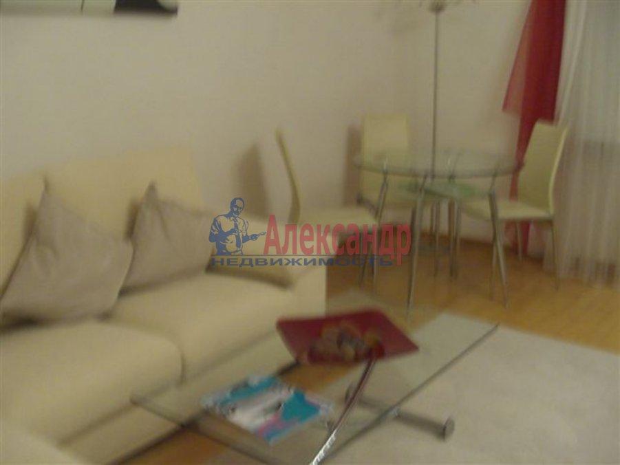 1-комнатная квартира (35м2) в аренду по адресу Волковский пр., 136— фото 4 из 5