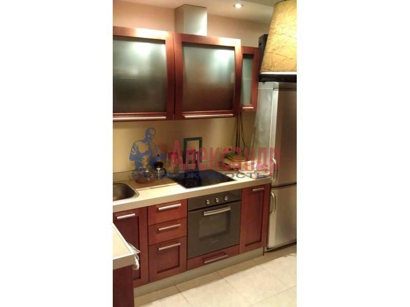 1-комнатная квартира (45м2) в аренду по адресу Турку ул., 1— фото 1 из 7