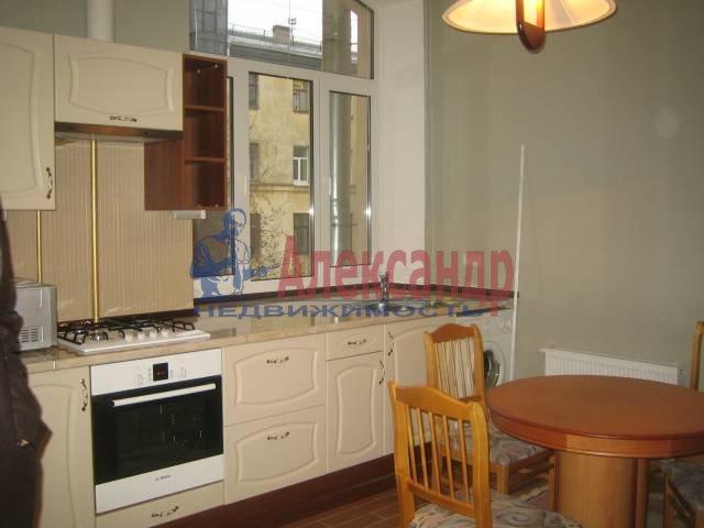 2-комнатная квартира (90м2) в аренду по адресу Стремянная ул., 5— фото 2 из 2