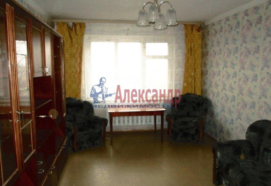 1-комнатная квартира (42м2) в аренду по адресу Савушкина ул., 9— фото 1 из 4