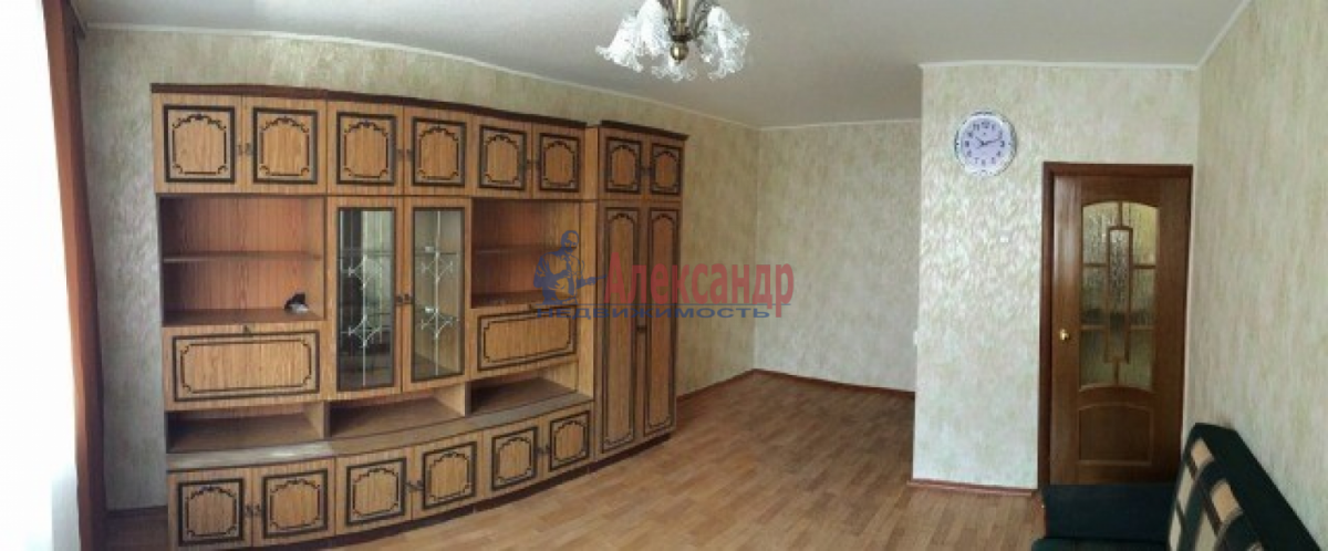 1-комнатная квартира (35м2) в аренду по адресу Ленинский пр., 119— фото 6 из 6