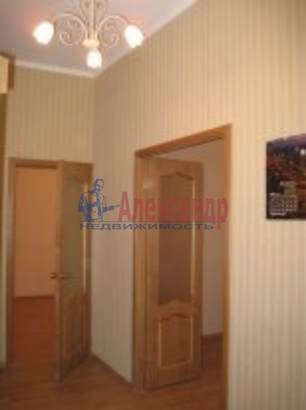 1-комнатная квартира (38м2) в аренду по адресу Морская наб., 39— фото 1 из 2