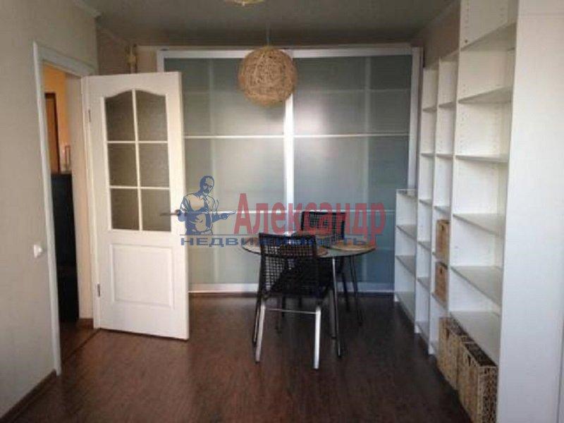 1-комнатная квартира (41м2) в аренду по адресу Кустодиева ул., 24— фото 6 из 6