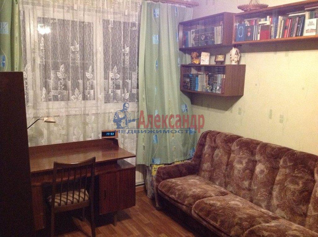 Комната в 2-комнатной квартире (46м2) в аренду по адресу Ленинский пр., 110— фото 1 из 15