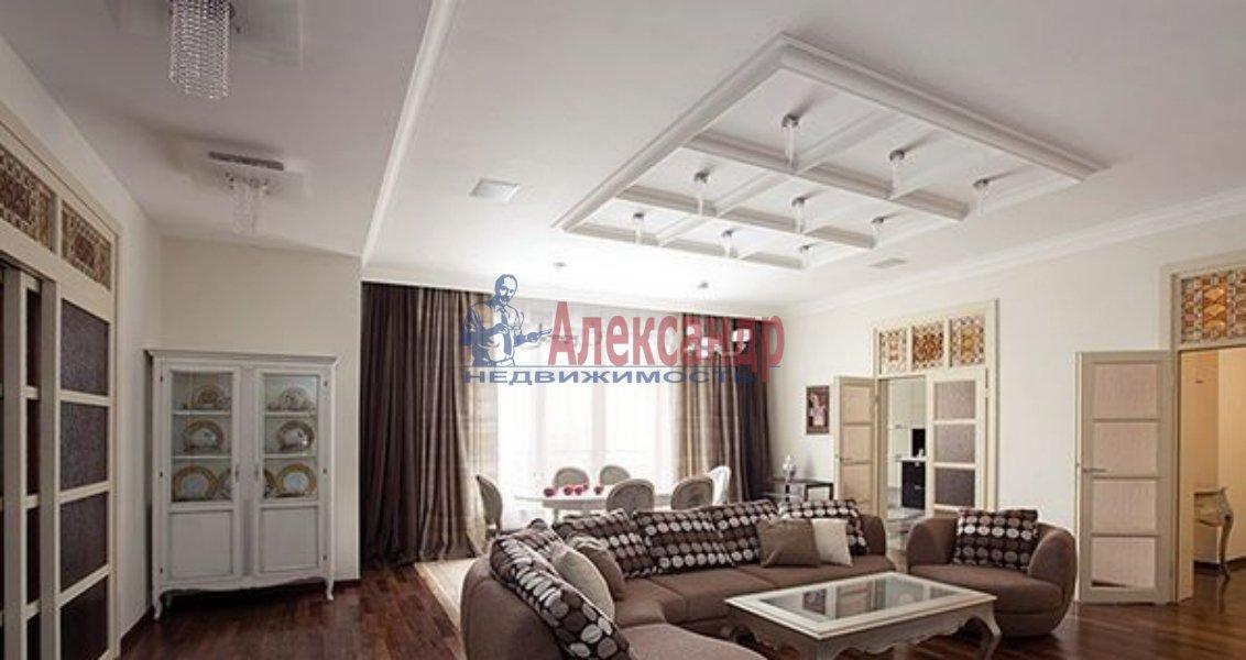 3-комнатная квартира (120м2) в аренду по адресу Измайловский пр., 16— фото 1 из 7